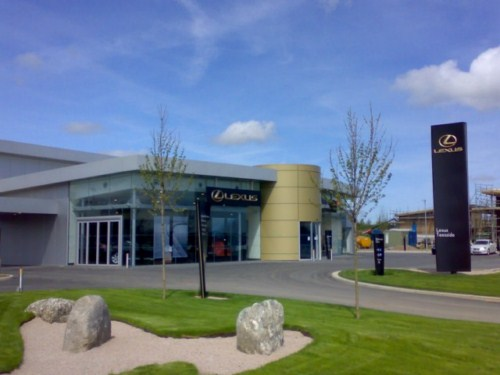 Car Showroom in Stockton on Tees